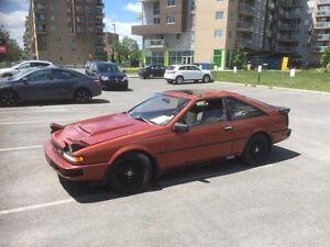 1984 nissan  200sx turbo