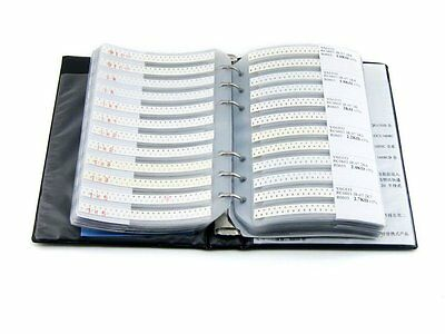 0603 1 Smd Resistor 170 Values 8500pcs Sample Book Assortment Kit