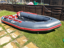 Zodiac inflatable boat spares or repair
