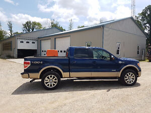 2012 Ford F-150 SuperCrew King Ranch Pickup Truck