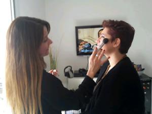 Cours de maquillage niveau esthétique