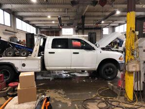 2011 Dodge full wrecker for sale