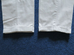"Size 38"" waist - 34"" leg combed cotton pants...virtually new Kitchener / Waterloo Kitchener Area image 6"