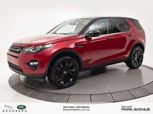 2016 Land Rover Discovery Sport HSE LUXURY   7 PASSAGERS + NAV
