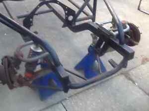 Winter project Pro Street/Drag chassis