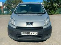 PEUGEOT EXPERT SILVER, REMOTE CL, EW, PS, WILL COME WITH FULL MOT, LOVELY VAN