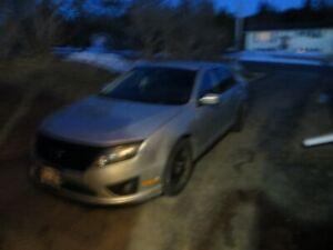 Selling Parts Off 2010 Ford Fusion 4 Door