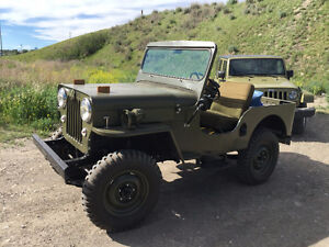 Fully Restored 1963 Willys
