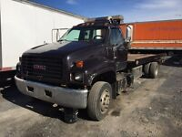 GMC Tow-truck Flat bed year 2000