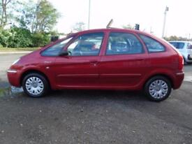 2008 Citroen Xsara Picasso 1.6 HDi 92 Desire 5dr,7 seater,1 owner from new,FS...