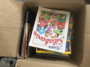Kids Spanish books