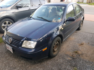 2000 VW Jetta GLS 4 door