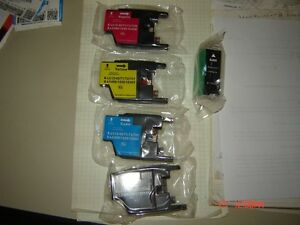 Epson T1271 & Brother compatible ink cartridges Cartouches Encre West Island Greater Montréal image 2