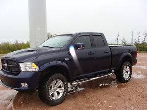 2012 Dodge Power Ram 1500 sport Pickup Truck