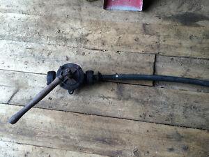Vintage Fuel pump - works