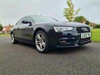 2013 Audi A5 1.8 TFSI S line Multitronic (s/s) 2dr Coupe Petrol Automatic