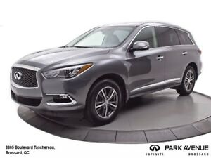 2017 Infiniti QX60 CAMERA** CUIR** 7 PLACES**NOUVEL ARRIVAGE