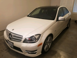 2012 Mercedes-Benz C350 For Sale
