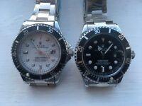 Rolex Mens Submariner Watch