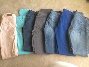 Jeans ( hollister, garage )