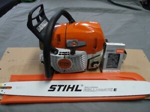 STIHL MS362C professional chainsaw LIKE NEW