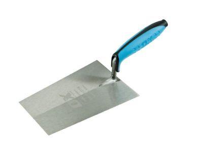 Ox Tools P013718 Pro Bucket Trowel Carbon Steel 180MM 7INCH
