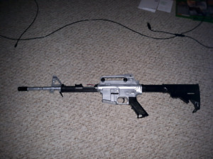 Paintball Marker Project