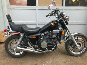 MINT 1984 HONDA VF750 MAGNA V45 FOR PARTS