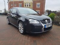 Volkswagen Golf R32 V6 4MOTION (black) 2007