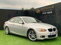 2009 BMW 3 Series 320d M Sport 2dr Auto COUPE Diesel Automatic