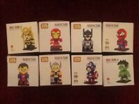 Tiny building blocks 20 different ones all ( £4 each )if collected