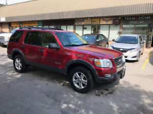 2006 Ford Explorer XLT SUV, Crossover,Leather, heated seats,