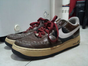 Nike Air Force 1 Beaters New York Cubans (Size 9) (For The Low