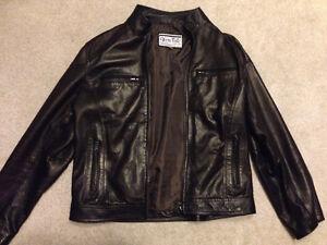 Italian Genuine Leather Jacket