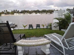 Maison mobile en Floride, bord de lac navigable, Hallandale Beac Lac-Saint-Jean Saguenay-Lac-Saint-Jean image 2
