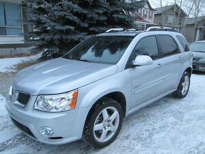 2009 Pontiac Torrent GXP SUV, Crossover, only 16,900 kms!