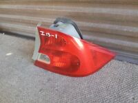 2001-2003 Honda Civic 2 Door Coupe Passenger Side Tail Light
