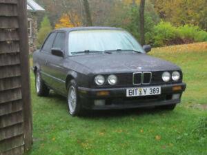 BMW 318 IS 1991 MANUELLE