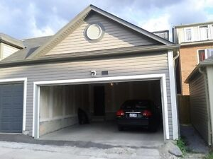 Garage Parking for rent. Located on Cook Rd at York University