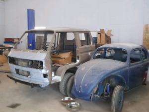 WANTED: old VW buses, bugs, vans and Vanagons