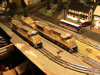 Lionel and Other O Scale Trains