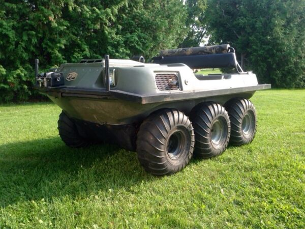 Used 1994 Argo Vanguard 6x6