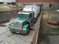 Freightliner classic ( fld 120 ) flat top