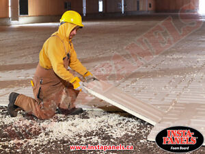 Building New House or Shop Don't Forget to Insulate the Slab Stratford Kitchener Area image 9