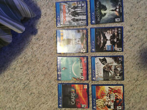 PS 4 GAMES FOR SALE PLEASE CALL OR TXT FOR PRICES Windsor Region Ontario image 2