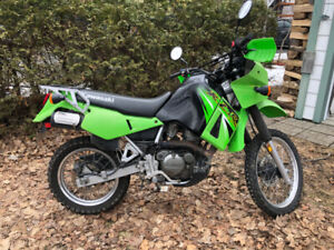 KAWASAKI KLR 650 2006 SUPER CONDITION!!