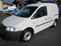 2010 Volkswagen Caddy C20 PlusTDI Diesel Van * ONLY 93K MILES *
