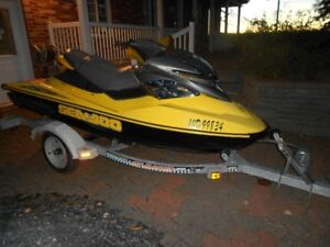 Seadoo RXP215 supercharge 2004