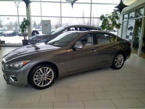 2018 tuned Infiniti Q50 (lease transfer ) - 12 months