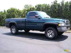 Wanted: 1998 Dodge Ram 1500